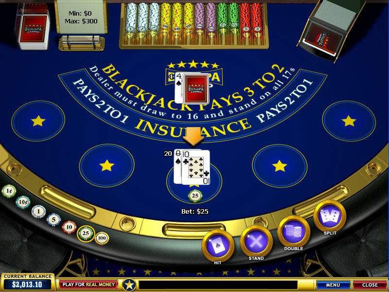 Cms casino software